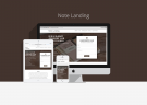 Note Landing Page